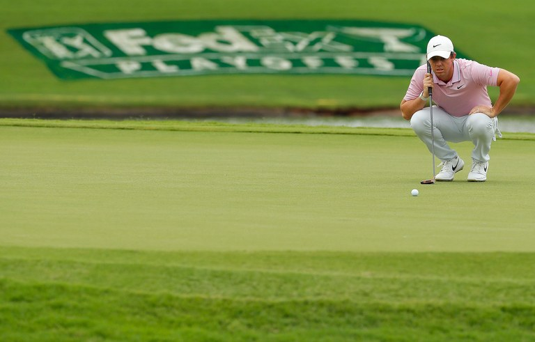 What are your thoughts on the new format for the tour championship? Did it make things more exciting for the fans?
