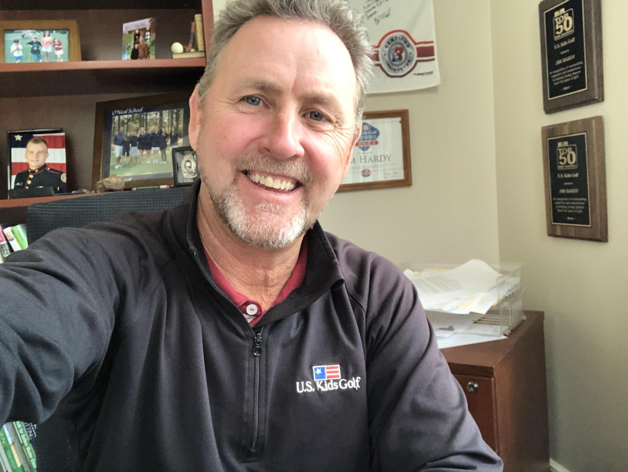 Senior Director, Academy Development U.S. Kids Golf, Longleaf Golf & Family Club