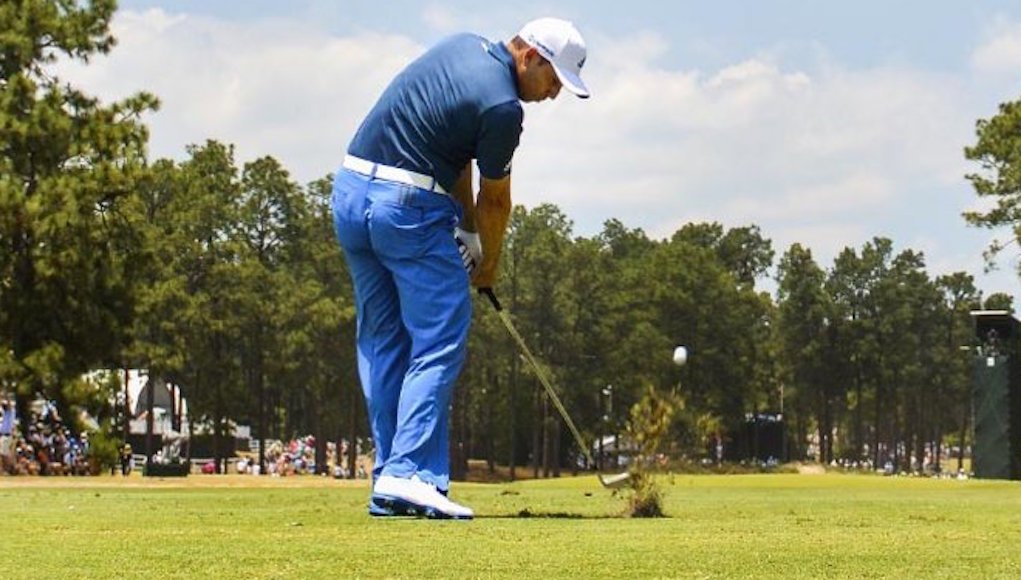 Do you have any go-to drills for getting your hands into the correct impact position?