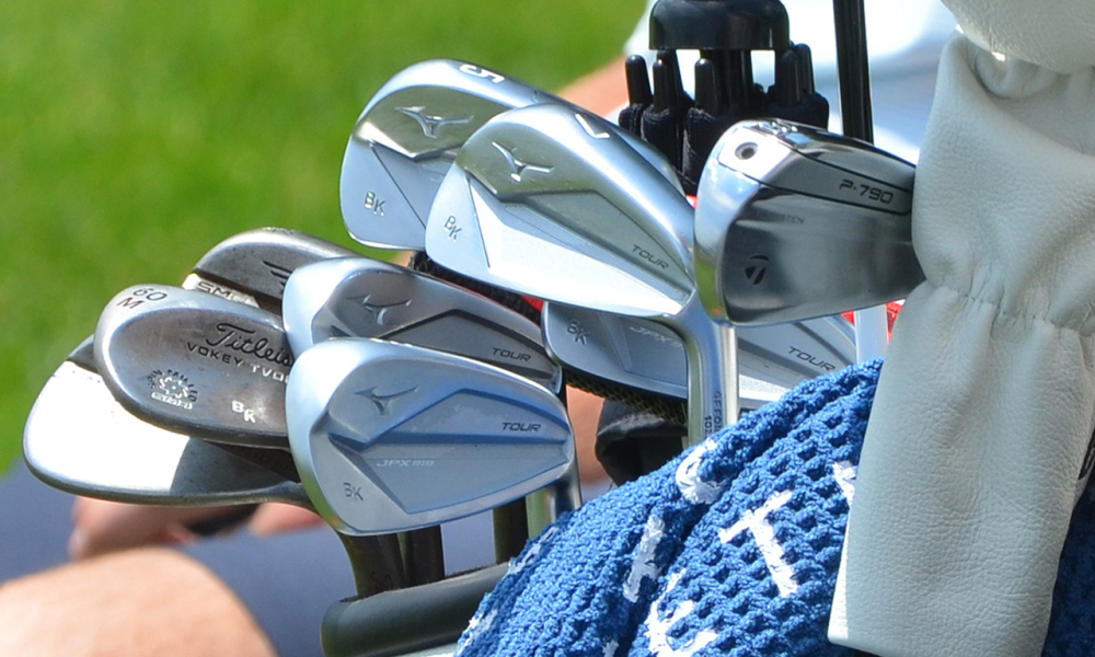 What's the ideal 14 club set makeup when it comes to wedges, long iron, hybrids and fairway woods?